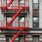 History of the necessity of fire escapes