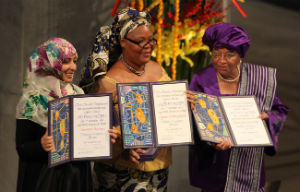Women Noble Prize Winners