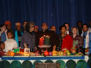 Origins Of Kwanzaa