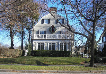 The Amityville House 112 Ocean Avenue Amityville