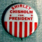 First African American Female In Congress, Shirley Chisholm