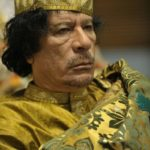Moammar Gadaffi-The Longest Serving African Leader