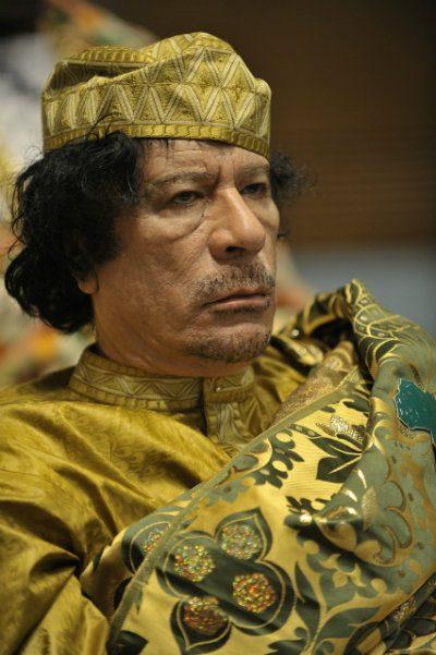 Africa's Longest Serving Dictator Moammar Gaddafi | Riklis ...